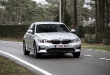 BMW 320d 190 xDrive : Vierwielplezier