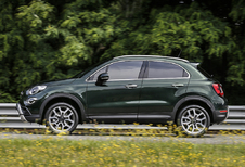 Fiat 500X 1.3 Turbo DCT Cross S-Design (2019)