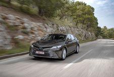 Toyota Camry: berline zoekt bestuurder