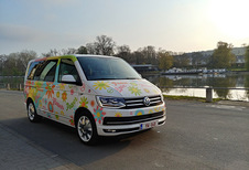 Volkswagen Multivan 2.0 TDI 150 : le plaisir de l'espace