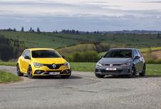 Volkswagen Golf GTI TCR vs Renault Megane R.S. Trophy