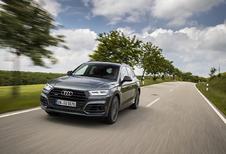 Audi SQ5 TDI (2019)