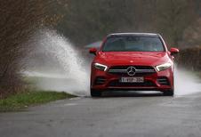 Mercedes-AMG A 35 : Veelzijdig sportief