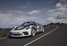 Porsche 911 Speedster: (Ge)wild nakomertje