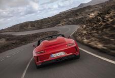 Porsche 911 Speedster (2019)