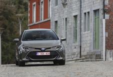 Toyota Corolla Hatchback 1.8 Hybrid : désormais stylée