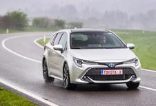 Toyota Corolla Touring Sports 2.0 Hybride : Van alle markten thuis