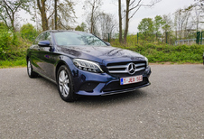 Mercedes C 200 Avantgarde (2019)