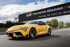 Toyota GR Supra : Mutualisation sportive
