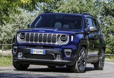 Jeep Renegade 1.3 150 pk 4x2: Verleidelijk