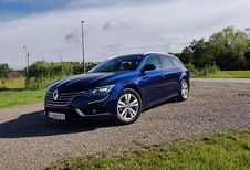 Renault Talisman Grandtour 1.7 Blue dCi 150: Serene kilometervreter