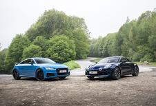 Sportieve coupés : Hart versus verstand