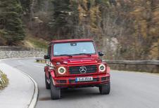 Mercedes G 350 d (2019)