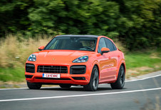 Porsche Cayenne Coupé : Het kleedje dat de Cayenne verdiende