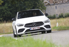 Mercedes CLA 180 : Toujours stylée