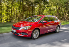 Opel Astra 1.2T 130 Sports Tourer: Warmhoudertje