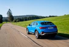 Audi Q3 Sportback 35 TFSI (2019)