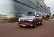 Volkswagen Multivan 6.1 : L'essentiel est à l'intérieur