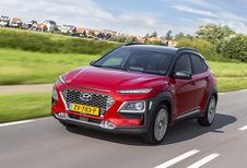 Hyundai Kona Hybrid: Gezinsuitbreiding