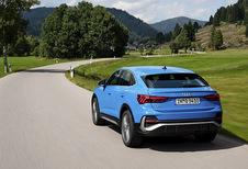 Audi Q3 Sportback : dans l'air du temps