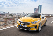 Kia XCeed: Laatkomer