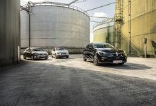 Renault Clio vs Citroën C3 & Volkswagen Polo