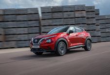 Nissan Juke : Dans le rang