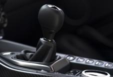Aston Martin fait ses adieux à la transmission manuelle