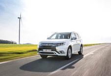 Mitsubishi Outlander PHEV : Modèle d'avenir