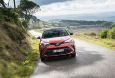 Toyota C-HR : L'hybride avec force