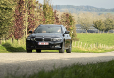 BMW 320d A Touring: De fleetlieveling