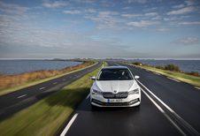Škoda Superb iV : la Superb s'offre une prise
