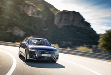 Audi S8 : De perfecte spreidstand