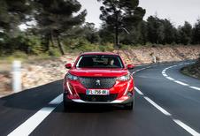 Peugeot 2008 : Plein d'assurance