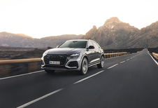 Audi RS Q8 : Sport op hoogte