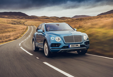 Bentley Bentayga Hybrid (2020)