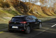 Renault Clio E-Tech Hybrid (2020) - prototype