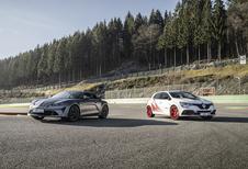 Renault Mégane R.S. Trophy-R vs Alpine A110S
