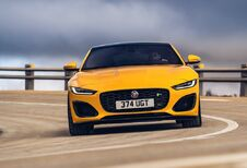 Jaguar F-Type: Pretoogjes