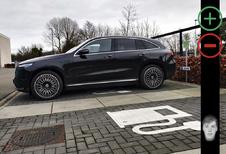 Wat vind ik van de Mercedes EQC 400?