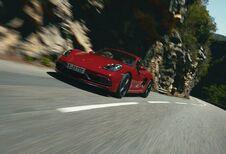 Porsche 718 GTS 4.0 : Heerlijk ouderwets