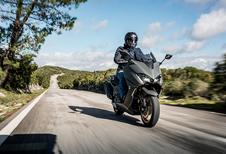 Yamaha TMAX 560 : Toujours plus haut