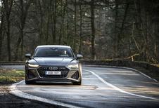 Audi RS 7 Sportback : limousine de choc
