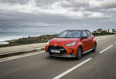 Toyota Yaris Hybrid : Nog even geduld