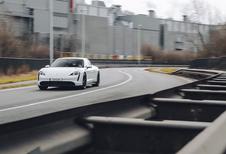 Porsche Taycan Turbo S : De eerste elektrische sportwagen