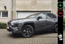 Toyota RAV4 2.5 Hybrid AWD-i: avantages et inconvénients
