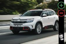 Citroën C5 Aircross 1.6 Puretech: avantages et inconvénients