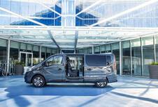 Renault Trafic SpaceClass Blue dCi 170 EDC