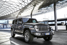 Jeep Wrangler Unlimited 2.2 Multijet II