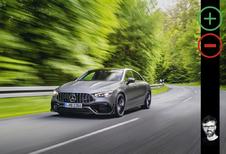 Que pensez-vous de la Mercedes-AMG CLA 45 S?